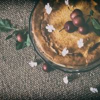 Sült túrótorta recept II