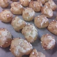 Chouquettes recept - francia fánk