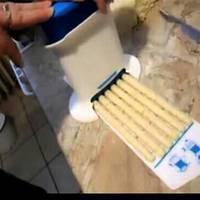 Gyors sajtkrokett