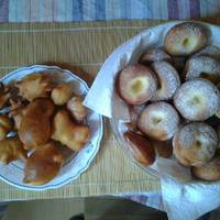 Szalagos farsangi fánk recept I