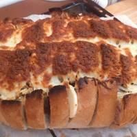 Töltött kenyér