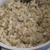 Juhtúrós sztrapacska recept 2