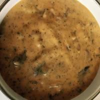 Gombapaprikás recept nokedlivel (klasszikus)