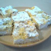 Kapros túrós pite (édes)
