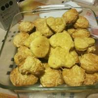 Sütőporos pogácsa