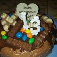 Nutella torta, ahogy Peti szereti
