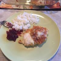 Citromos-cheddaros csirkemell