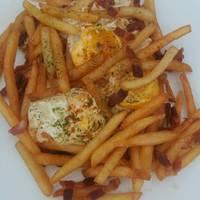 Serpenyős tojásos reggeli