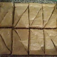 Baklava recept videó