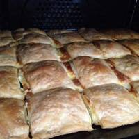 Sajtos sütemény recept, avagy Pate cu brânză