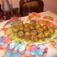 Vendégváró húsvéti aszpikos tojás