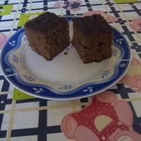 Kakaós lekváros kevert sütemény