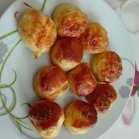 Habkönnyű burgonyás pogácsa