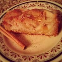 Tej- tojásmentes almás kuglóf