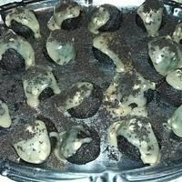 Sütés nélküli Oreo bonbon