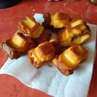 Vaníliás muffin