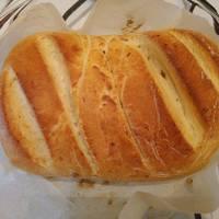 Házi fokhagymás kenyér