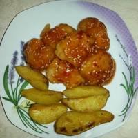 Kínai szezámos csirke