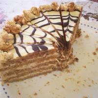 Eszterházy torta recept (házias)