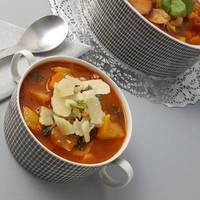 Minestrone (olasz zöldségleves)