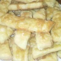 Túrós-sajtos rudacska