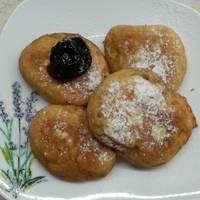 Tarkedli vagy talkedli recept (cseh fánk)