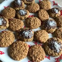 Zabpelyhes keksz recept (cookie)