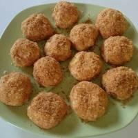 Reform túrógombóc recept kukoricadarával