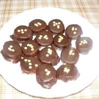 Csokoládés banán bonbon