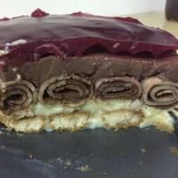 Csodapalacsinta torta