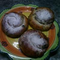 Csokis-vaníliás csiga