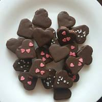 Valentin napi desszert