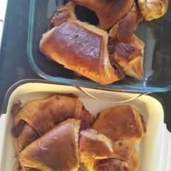 Fotós komment ehhez: Croissant recept II