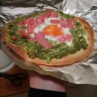 Avokádókrémes tortilla recept tojással