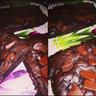 Még sosem ettem brownie - t, így nem is csináltam még. Annyira dicsérte mindenki, hogy egyből 2 tepsivel sütöttem. Nagyon finom, köszönöm a receptet!😊