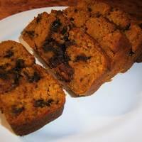 Sütőtökös-csokis piskota