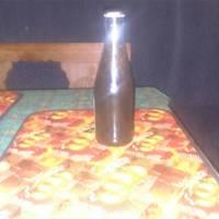 Mézeskalácsos kávészirup