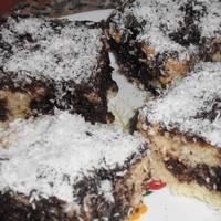 Fakanalas lukacsos csokis sütemény