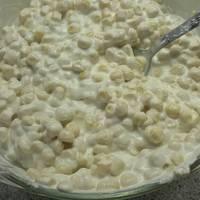 Majonézes kukoricasaláta