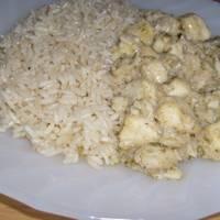 Citromos-vajas sült hal