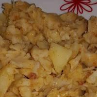 Krumplis tészta a legegyszerűbben