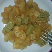 Krumplis tészta babáknak