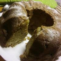 Bögrés almás süti