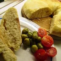 Feta sajtos kenyér