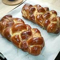 Húsvéti fonott kalács