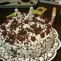 Feketeerdő torta recept II