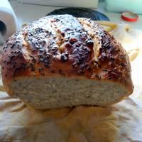 Erdélyi krumplis-magvas kenyér