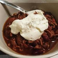 Klasszikus chili con carne