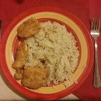 Fehérmártásos csirkemell