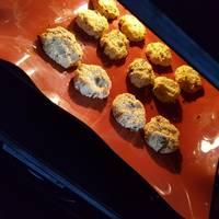 Diétás kókuszos keksz